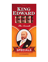 King Edward Specials D.C. Cigars