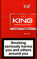 King Classic Cigarettes pack