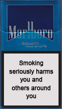 Marlboro Touch Cigarettes pack