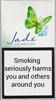 Style Jade Super Slims Menthe Cigarettes pack