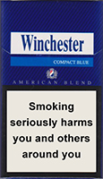 Winchester Compact Blue Cigarettes pack