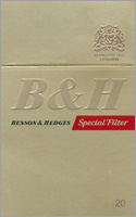 Benson & Hedges Special Filter