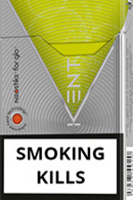 GLO Heat Sticks Citric Mix Cigarettes pack