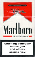 Marlboro Flavor Mix (Medium) Cigarettes pack