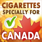 Cigarettes for Canada